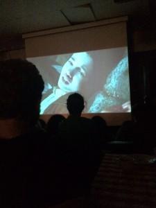 """Kollar på film och äter middag på Sydskånska nationen! Här visas """"Pans Labyrint"""", serverat med spansk meze - 35 spänn!"""