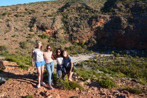 Och så lite vandring i Cape Range National Park. Inga ormar sedda som tur var!