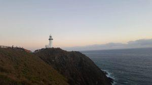 Cape Byron - östligaste punkten av Australien